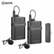 BOYA BY-WM4 PRO-K4 2.4G Wireless Microphone System