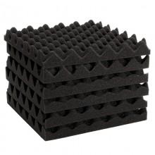6pcs 30X30X4CM Soundproofing Acoustic Foam