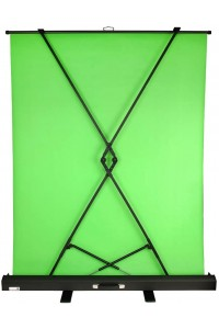 Ducame Collapsible Chromakey Green Screen Panel 1.5x2m