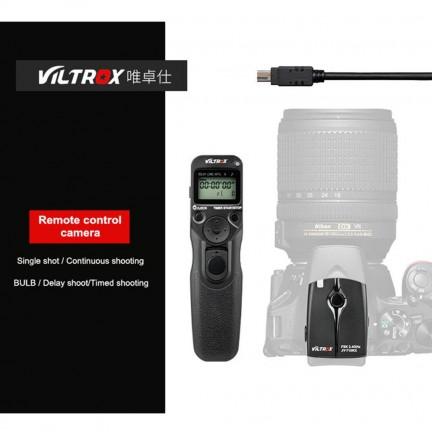 Viltrox JY710 Camera Wireless Timer Remote Shutter Release Control Cable