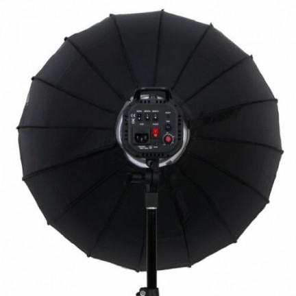 "Selens 70cm 28"" Deep Octa Parabolic Umbrella For Studio Flash Light Bowens Mount"
