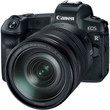 Canon EOS R Mirrorless Digital Camera with 24-105mm f/4L Lens
