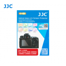 JJC Ultra-thin LCD Screen Protector for Canon EOS 2000D/1500D/1300D/1200D