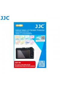 JJC Glass LCD Screen Protector for CANON EOS M6 M50 M100