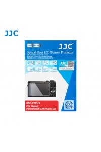 JJC Ultra-thin LCD Screen Protector for CANON PowerShot G7X Mark III, EOS M200