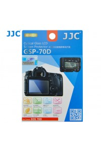 JJC LCD Screen Protector for CANON EOS 90D/70D/80D