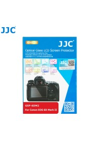 JJC For CANON EOS 6D Mark II Ultra-thin LCD Screen Protector Camera Display Cove