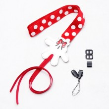 Universal Lovely Minnie Camera strap belt shoulder Strap