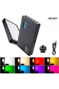 VILTROX Weeylife RB08P RGB 2500K-8500K Mini Pocket Video Light LED Light
