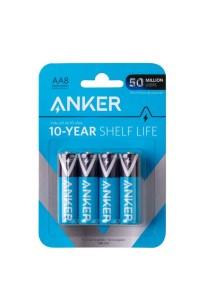 Anker AA 8 Alkaline Batteries