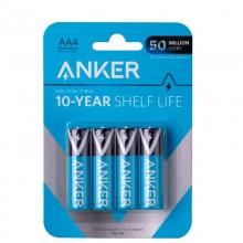 Anker AA Alkaline Batteries 4-pack