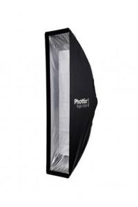 Phottix Raja Quick-Folding Strip Softbox 30x140cm