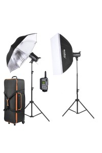 GODOX SK-300-II Studio Flash Kit Head