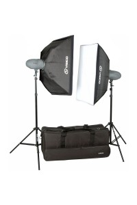 VISICO VL-300 PLUS Photographic studio flashlight