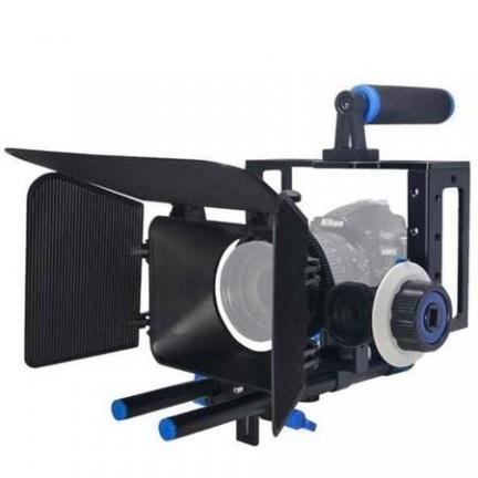 DSLR Rig Camera Cage Kit