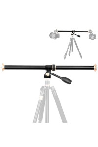 Cadiso QZSD Horizontal Bar Camera Mount Tripod Boom Rotatable