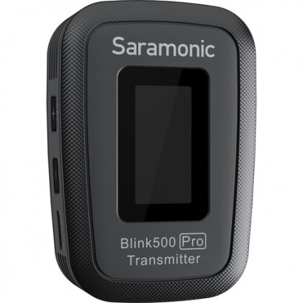 Saramonic Blink500 Pro 2.4GHz Wireless Microphone System+ Wireless Charging Case