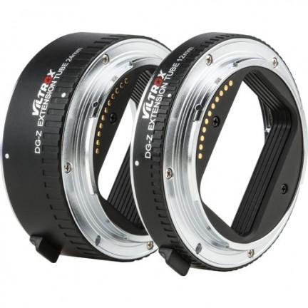 Viltrox DG-Z Auto Focus AF Macro Extension Tube Lens Adapter