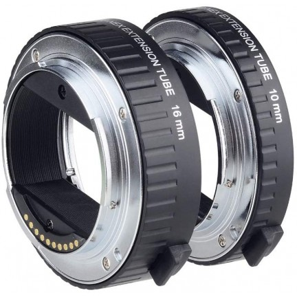 Viltrox DG-NEX Auto Focus Macro Extension Tube Lens Adapter
