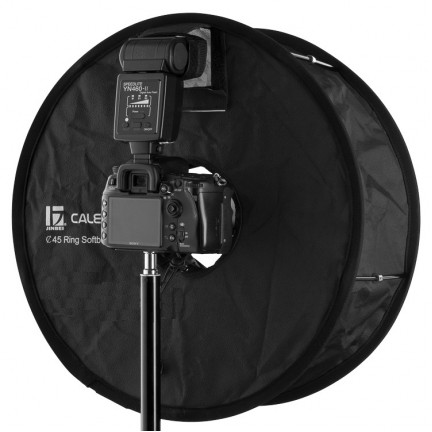 Speedlight Softbox Ring Softbox 45 cm