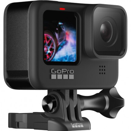 GoPro HERO9 Black 5K HyperSmooth 3.0 Action Video Camera