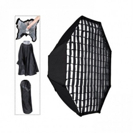95cm Octabox Softbox with grid