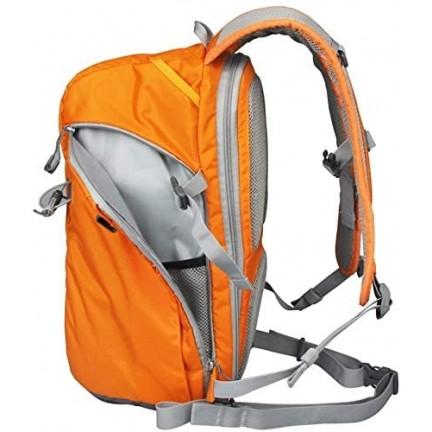 Caden E5 Orange Camera DSLR Tripod Photo SLR Shoulders Leisure Bag