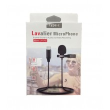 JH042 USB TYPE C Lavalier Microphone High Quality