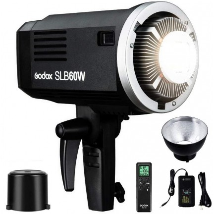 Godox SLB60W 60W LED Studio Photo Strobe Light
