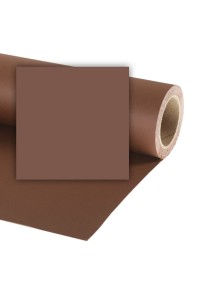 Background Paper Rolls 1.35x11mm Brown