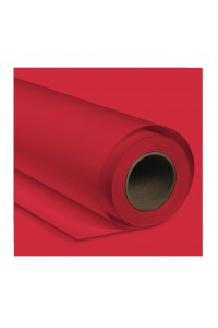 Background Paper Rolls 1.35x11mm Scarlet