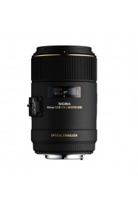 Sigma 105mm f/2.8 EX DG Macro OS  Lens for Canon EF