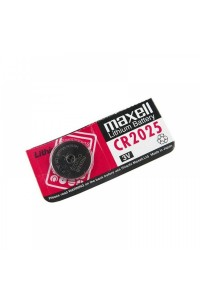 Maxell CR2025 3V Battery