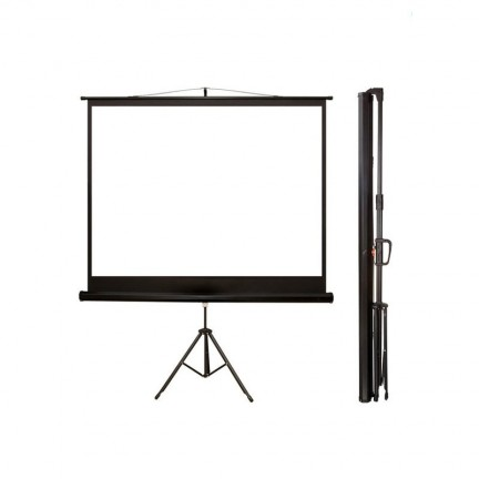 Projection Tripod Screen Portable 1.8Mx1.8M