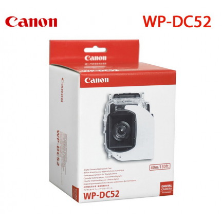 Canon WP-DC52 Underwater Housing for Canon Powershot G16 Canon
