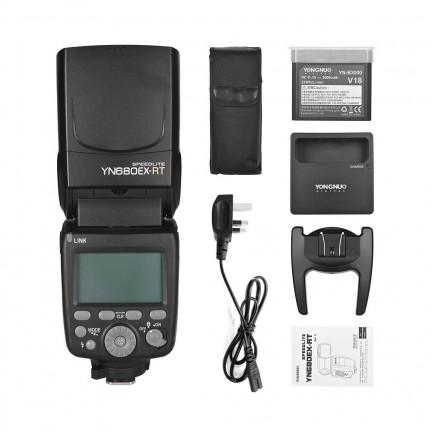 YONGNUO YN680EX-RT Lithium 2.4G Wireless TTL Flash Speedlite