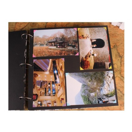 Wedding Memory Record Photo Album 28x28 cm10 Sheets