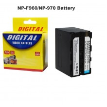Digital Video Battery NP-F970/F960 7200mAh