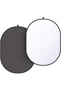 150x200cm White/Grey Background Panel