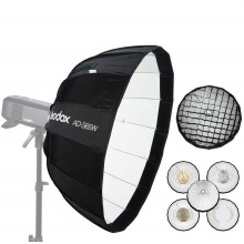 Godox Softbox AD-S65W Parabolic 65cm white