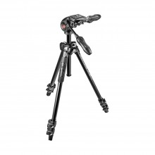 Manfrotto 290 Light Kit-3Way Head MK290LTA3-3W