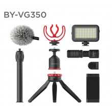 BOYA BY-VG350 Ultimate Smartphone Video Kit