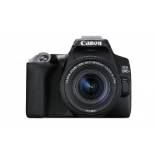 Canon 200D Mark II EF-S 18-55mm 4-5.6 IS STM lens Kit (Black)