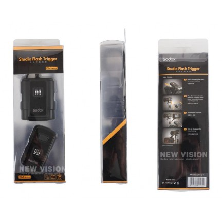 Godox DM-16 Wireless Radio Studio Flash Trigger
