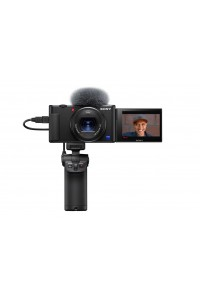 Sony Launches ZV-1 Camera And Sony VCT-SGR1 Shooting Grip