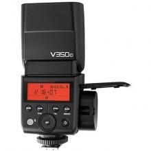 فلاش قودوكس Godox V350C مع بطارية لكاميرات كانون