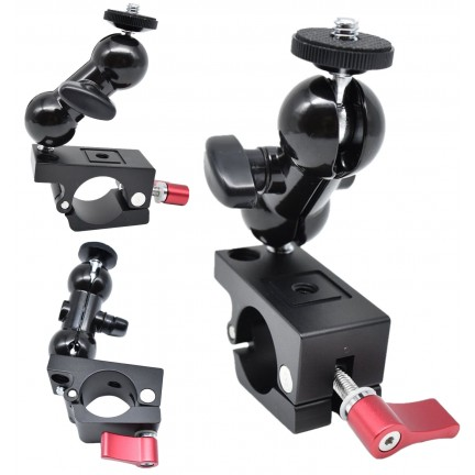 Arm Monitor Mount for DJI Ronin-M/MX, for MOZA Lite 2