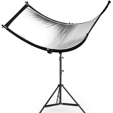 U - shaped reflector