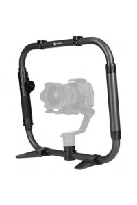 Dual Handle Cricle Grip for AK2000 AK4000 DSLR Stabilizer Gimbal