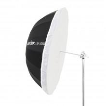 "Godox Parabolic Umbrella 105CM (41.3"", White) UB-105W with diffuser"
